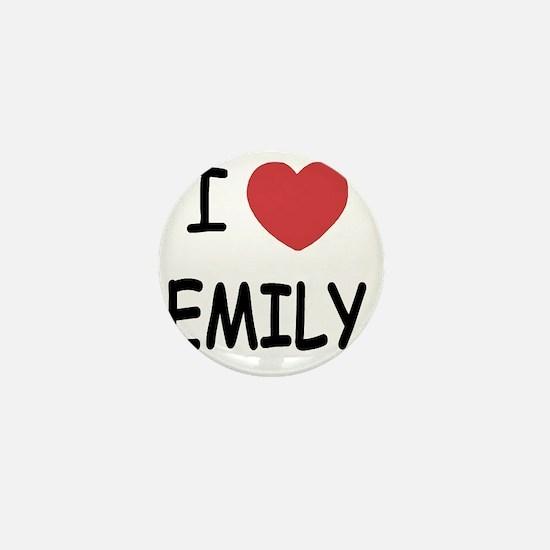EMILY Mini Button