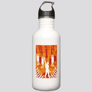 DownWithCapitol Stainless Water Bottle 1.0L