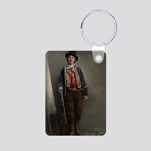 16X20 Billy the Kid Color  Aluminum Photo Keychain