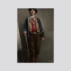 16X20 Billy the Kid Color Print Rectangle Magnet