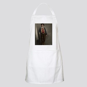 16X20 Billy the Kid Color Print Apron