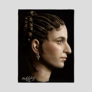 23X35 Cleopatra VII Print Twin Duvet