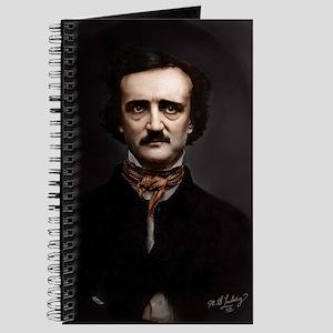 16X20 Edgar Allan Poe Print Journal