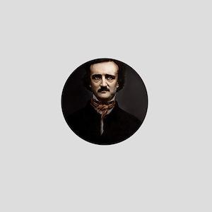 16X20 Edgar Allan Poe Print Mini Button