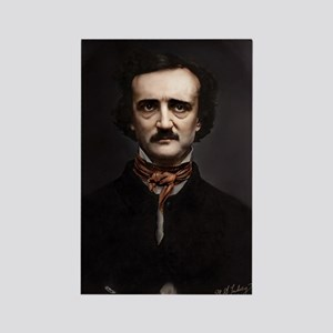 16X20 Edgar Allan Poe Print Rectangle Magnet
