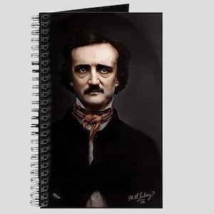 14X10 Edgar Allan Poe Print Journal