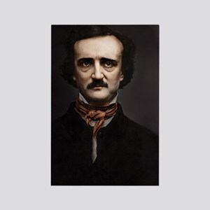 14X10 Edgar Allan Poe Print Rectangle Magnet
