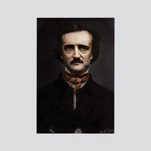 9X12 Edgar Allan Poe Print Rectangle Magnet