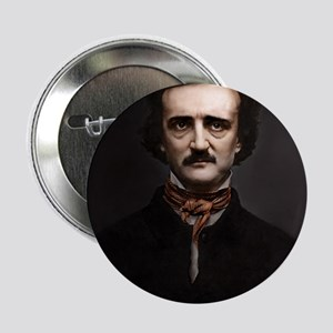 "9X12 Edgar Allan Poe Print 2.25"" Button"