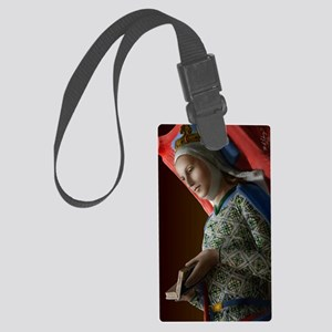 5X8 Eleanor of Aquitaine Journal Large Luggage Tag
