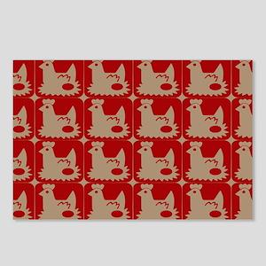 bag-3 Postcards (Package of 8)