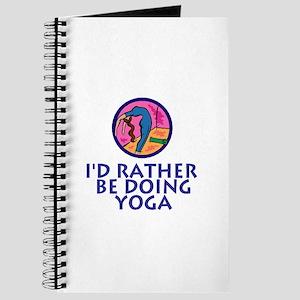 YogaChick Rather Journal