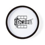 CinemArts Wall Clock