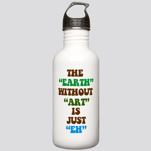 EARTHWITHOUTART3 Stainless Water Bottle 1.0L