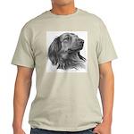 Long-Haired Dachshund Light T-Shirt