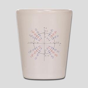 unitcircles Shot Glass
