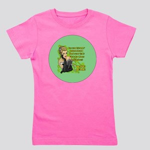 BAD-PICK-UP-LINES-3-INCH-BUTTON Girl's Tee