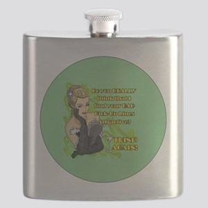 BAD-PICK-UP-LINES-3-INCH-BUTTON Flask
