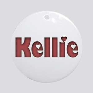 Kellie Ornament (Round)