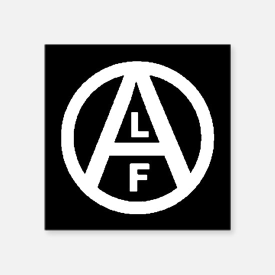 3-ALF_logo Sticker