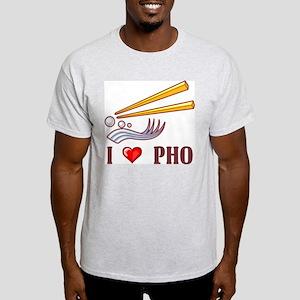 I Love Pho Light T-Shirt