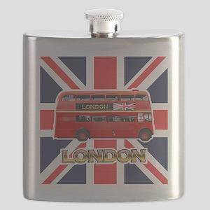 Bus-Queen Flask