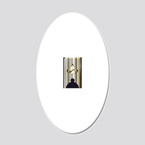 gryt14 20x12 Oval Wall Decal