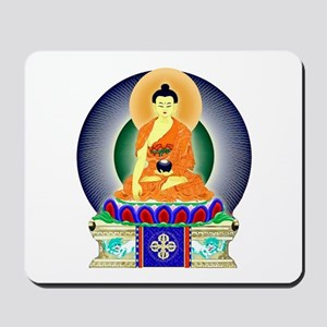 Colorful Buddha Mousepad