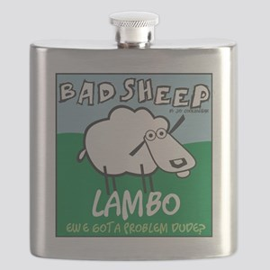 tshirtBSLAMBO Flask