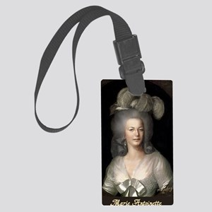 5X8 Marie Antoinette Journal Large Luggage Tag