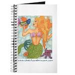 Celeste the Mermaid Journal