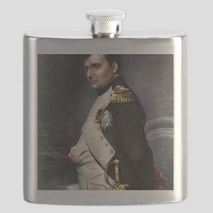 9X12 Napoleon Print Flask