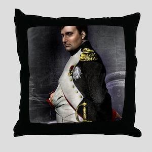 9X12 Napoleon Print Throw Pillow