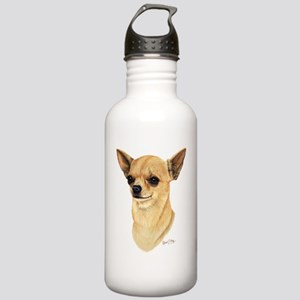 Chihuahua Dark copy Stainless Water Bottle 1.0L
