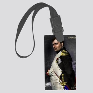 16X20 Napoleon Print Large Luggage Tag