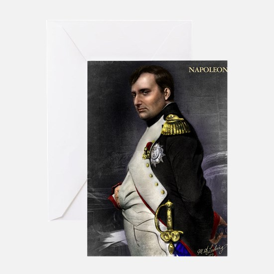 16X20 Napoleon Print Greeting Card
