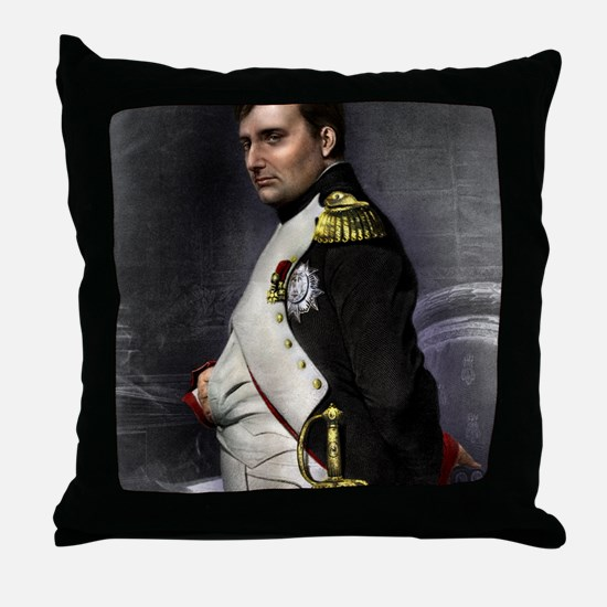 16X20 Napoleon Print Throw Pillow