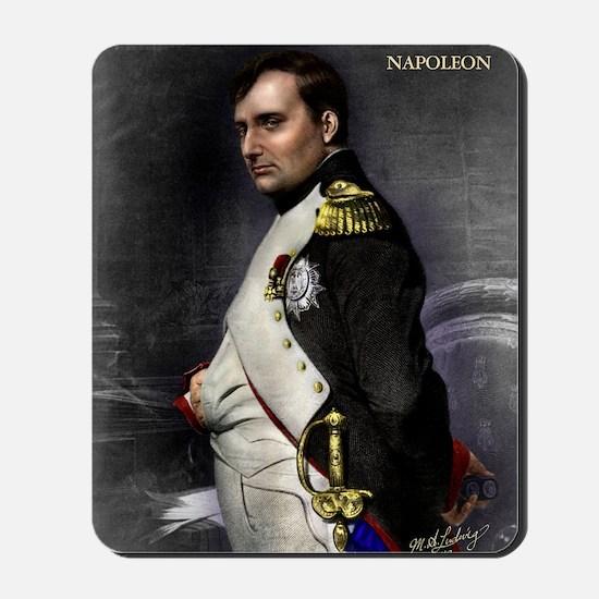 16X20 Napoleon Print Mousepad