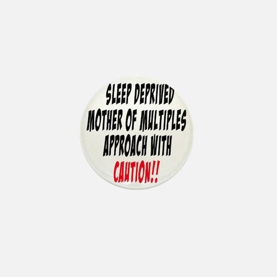 nosleep Mini Button