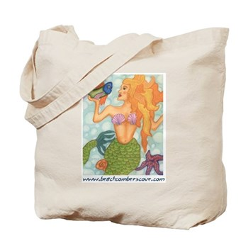 Beachcombers Cove Tote Bag