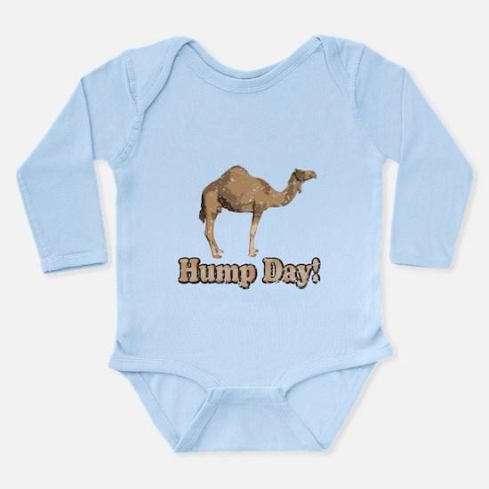 Vintage Hump Day Camel Body Suit