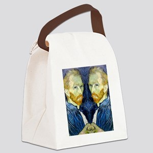 FF VG Portrait2 Canvas Lunch Bag