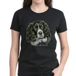 Cocker Spaniel Women's Dark T-Shirt