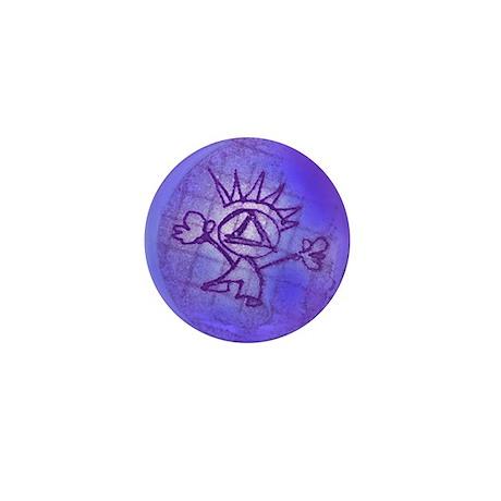 AA MAN Mini Button