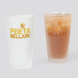 Peeta Thing -dk Drinking Glass