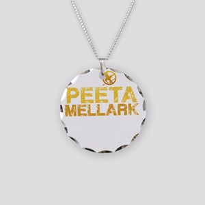 Peeta Thing -dk Necklace Circle Charm