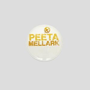 Peeta Thing -dk Mini Button