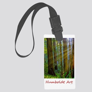 Humboldt Rays Large Luggage Tag
