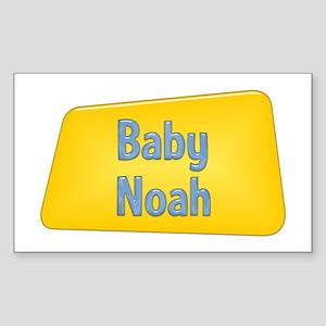 Baby Noah Rectangle Sticker