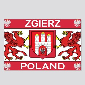 Zgierz Postcards (Package of 8)